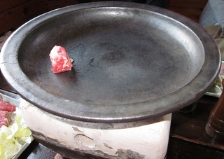 炭火 陶板焼